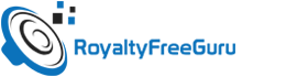 RoyaltyFreeGuru.com logo